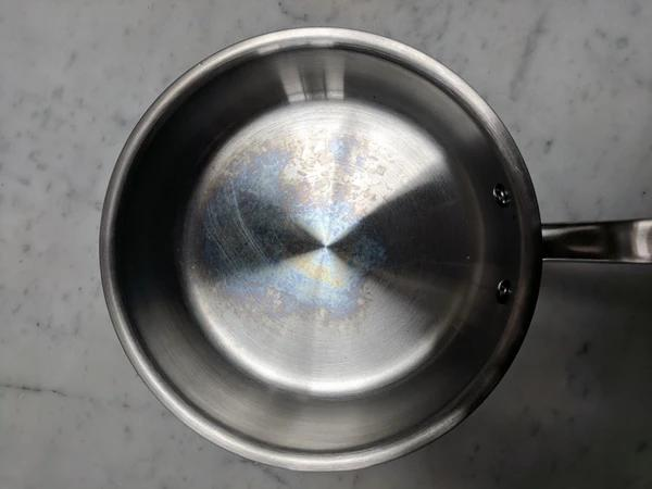 Clean Your Stainless Steel Rainbow Stain In One Minute