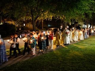 Pascha Procession