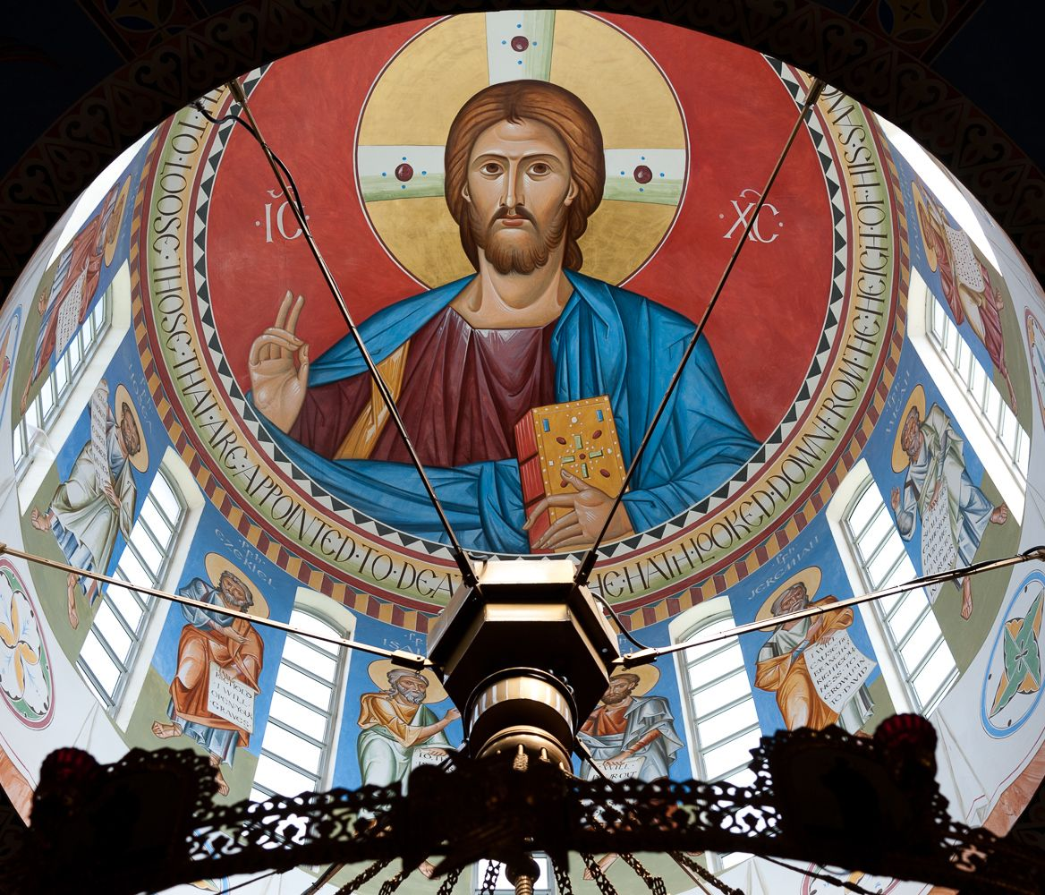Live Stream Services in Saint Seraphim Cathedral