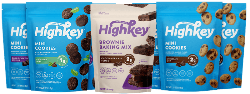 Keto-friendly Chocolate Products from HighKey