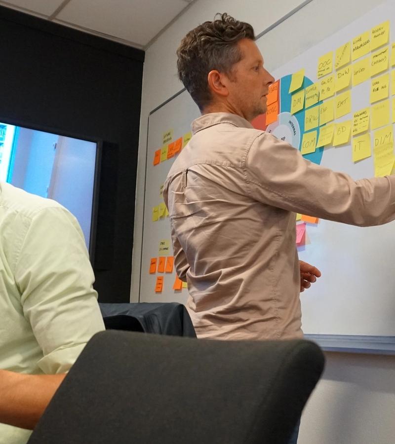 Design-driven digitalisation for Aker BP