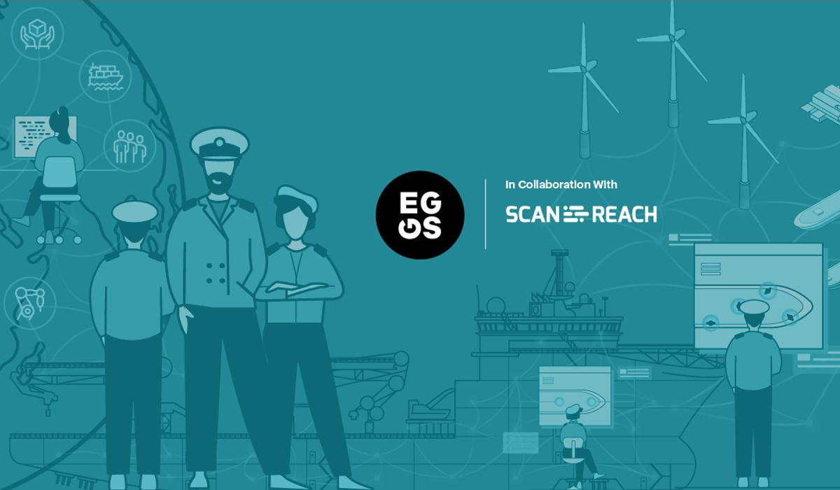 Rigging for maritime digitalization