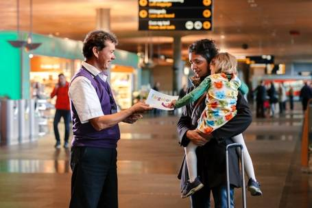 A world of travelling for kids
