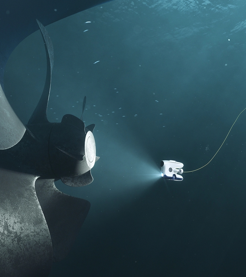 The next generation ocean drone