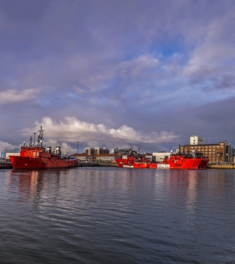 Danish port takes sustainability to a new level
