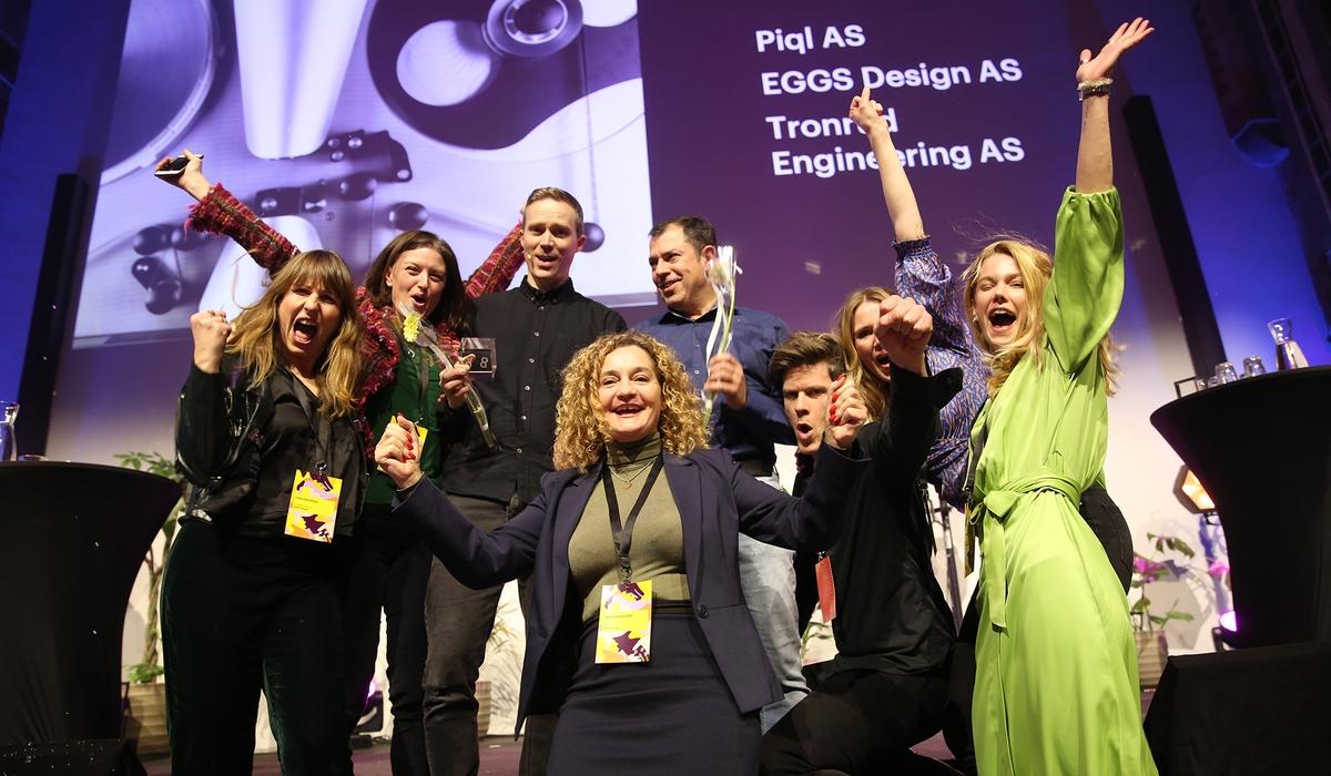 Award-winning product design of PIQL Reader