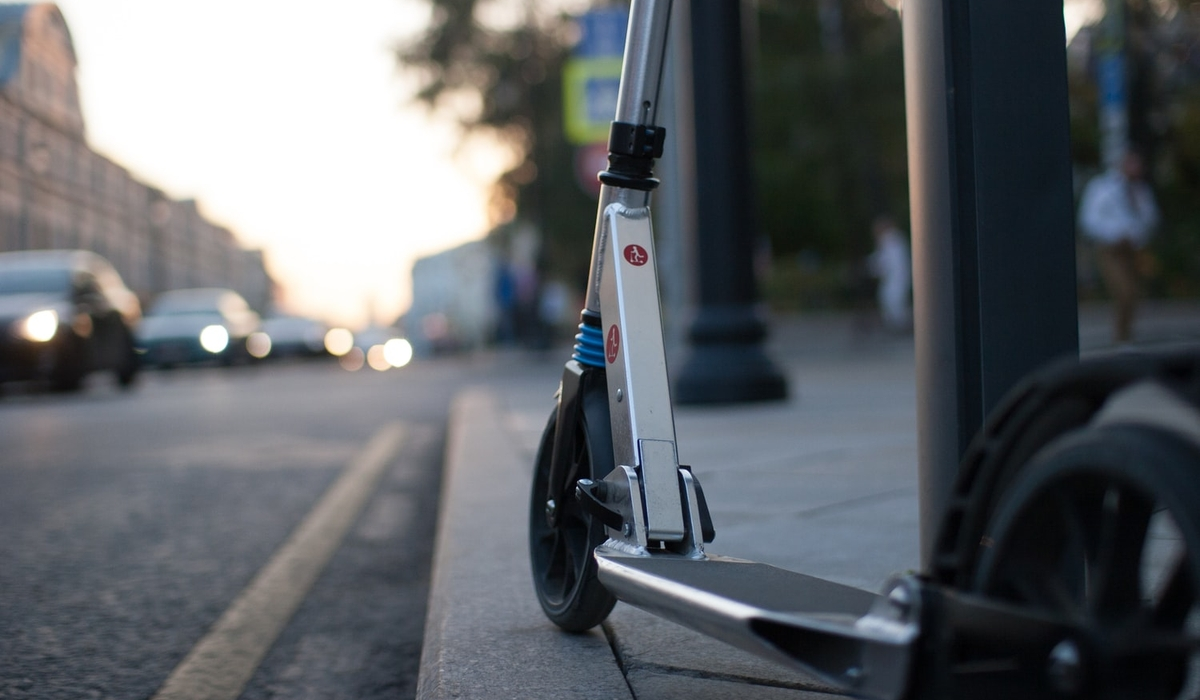 Any electric scooters bothering you?