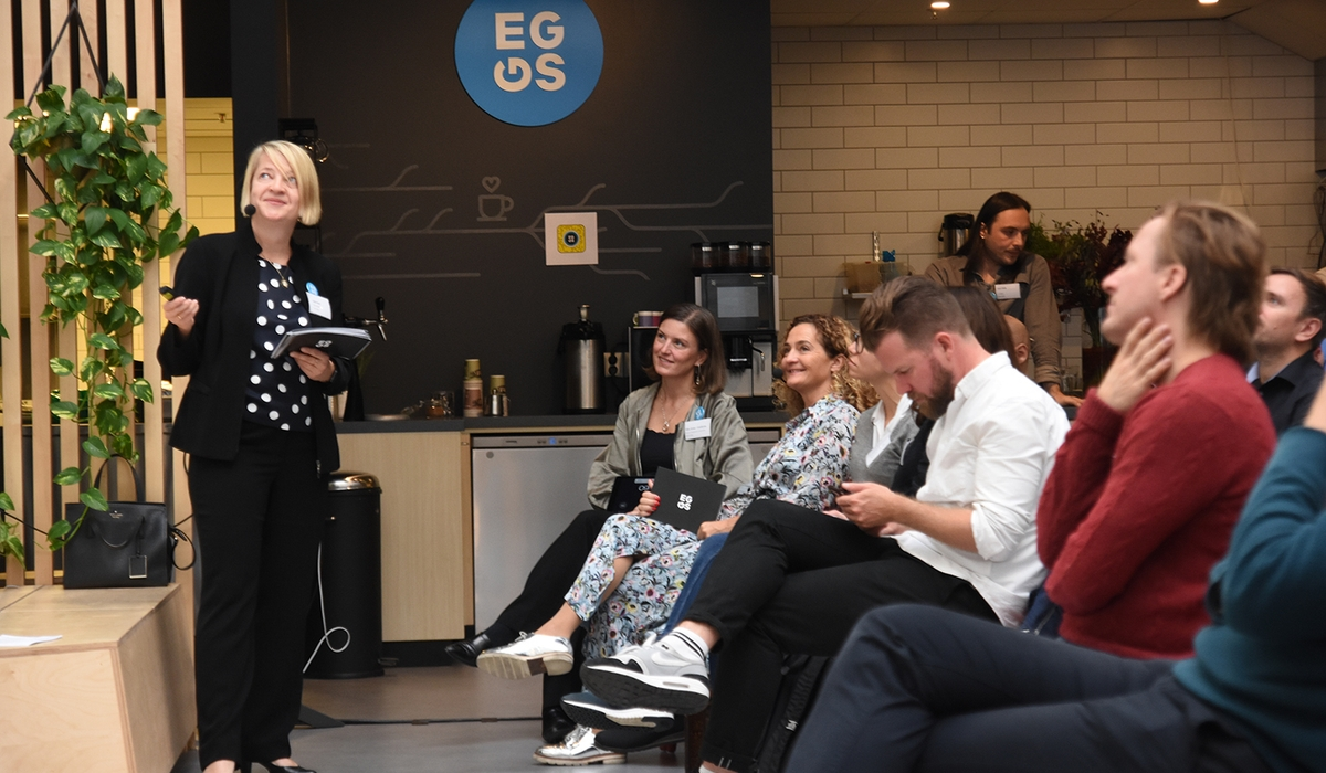 EGGS creates an Advisory Board for its Bergen office