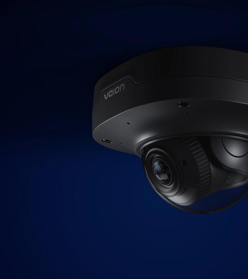 Smart-looking security cameras