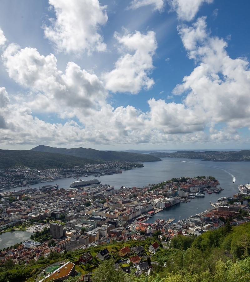 EGGS + Bergen = the perfect match!