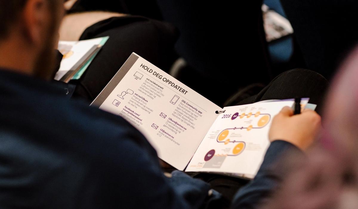 Jumbo-sized learning program at Oslo Airport