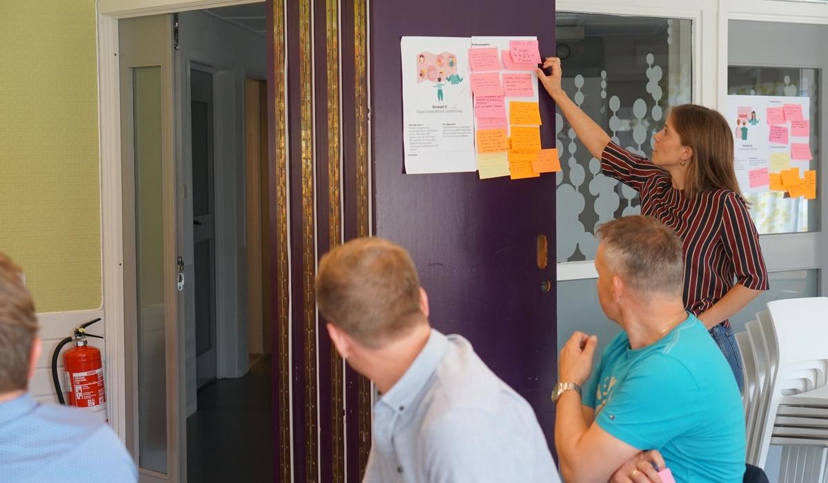 Meet Åshild Drønen Herdlevær - our Senior Designer in Bergen
