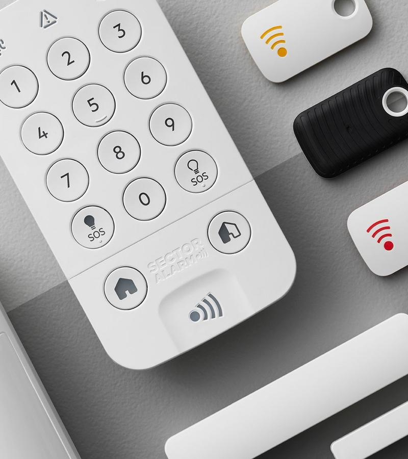 Security design that brands itself