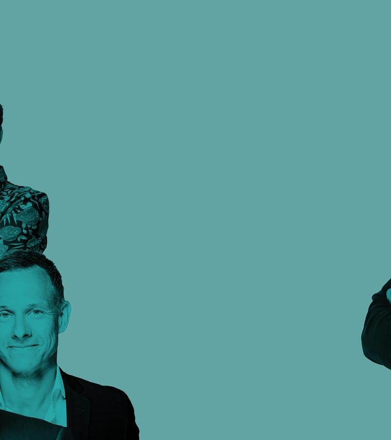 Denmark's leading innovators in the public sector