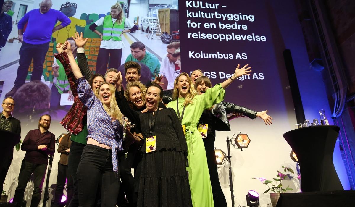 Celebrating service designed culture-building programs