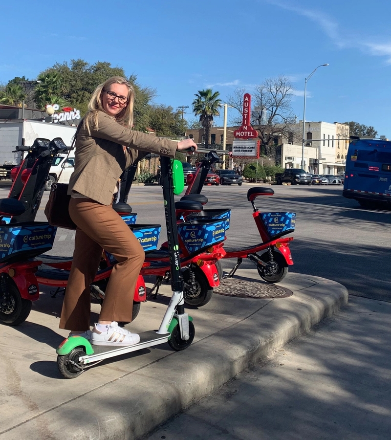Electric scooters – urban litter or sustainable mobility?