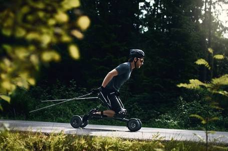 High-performance sports gear for physically disabled