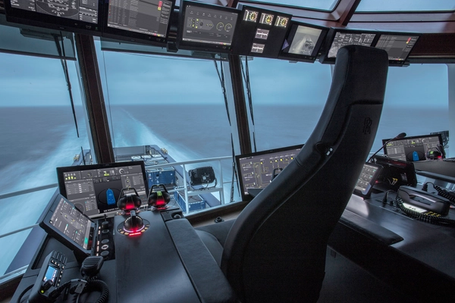 Unified bridge sets a new standard at sea