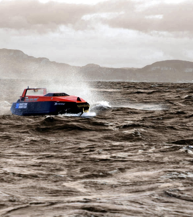 Unmanned Surface Vehicle (USV)