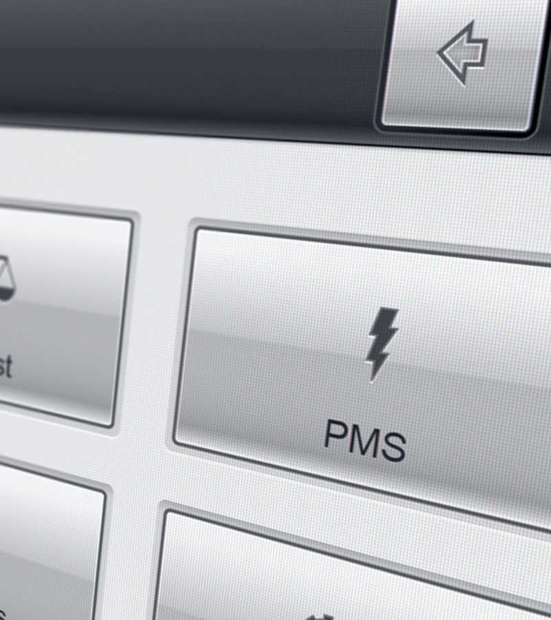 Touchscreens for automation systems