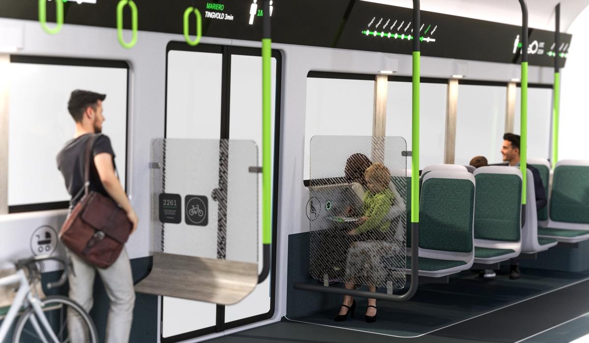 Bylinjen – a holistic public transport service