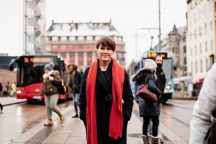 Linda Vik Head of Mobility