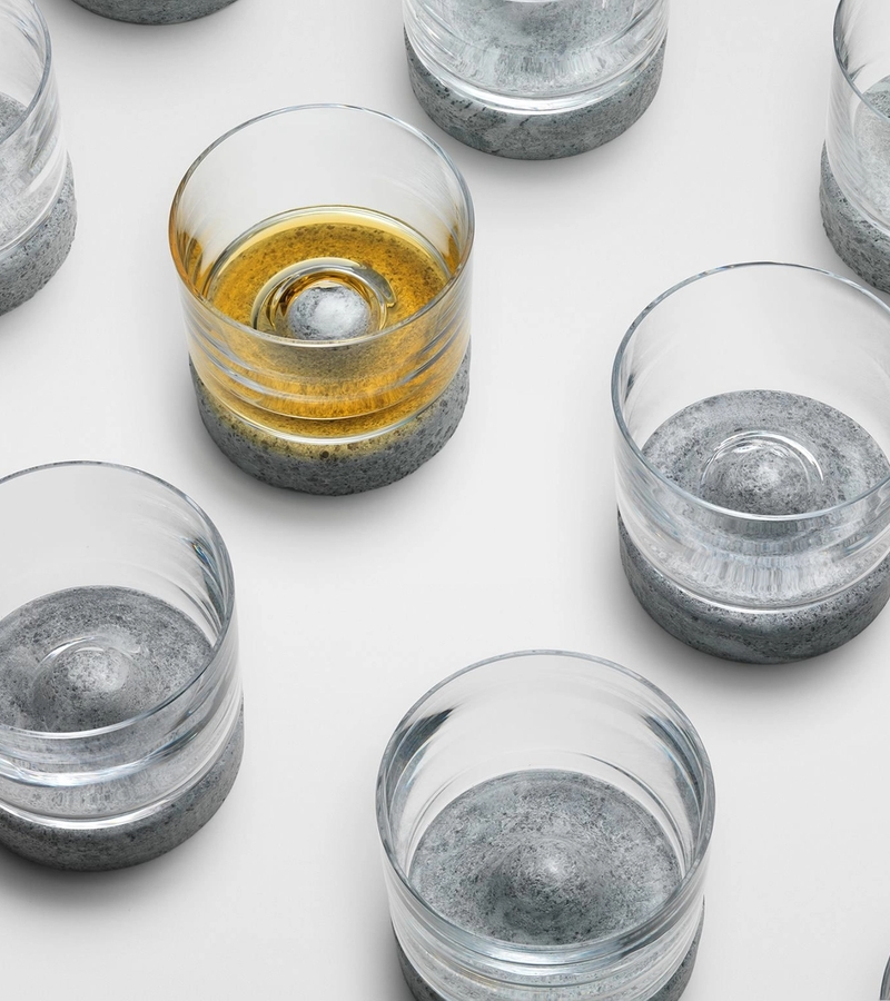 Tundra whisky glass