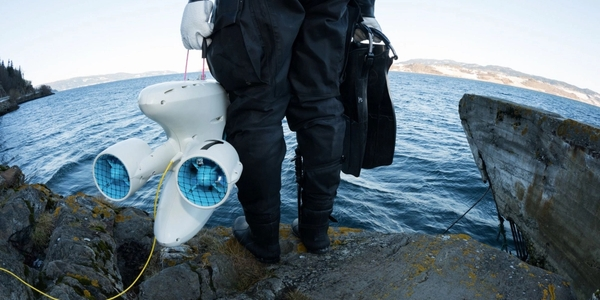 How we coded the world's coolest ocean drone