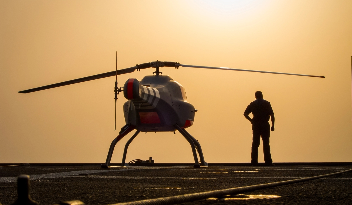 Strategizing the future of drones