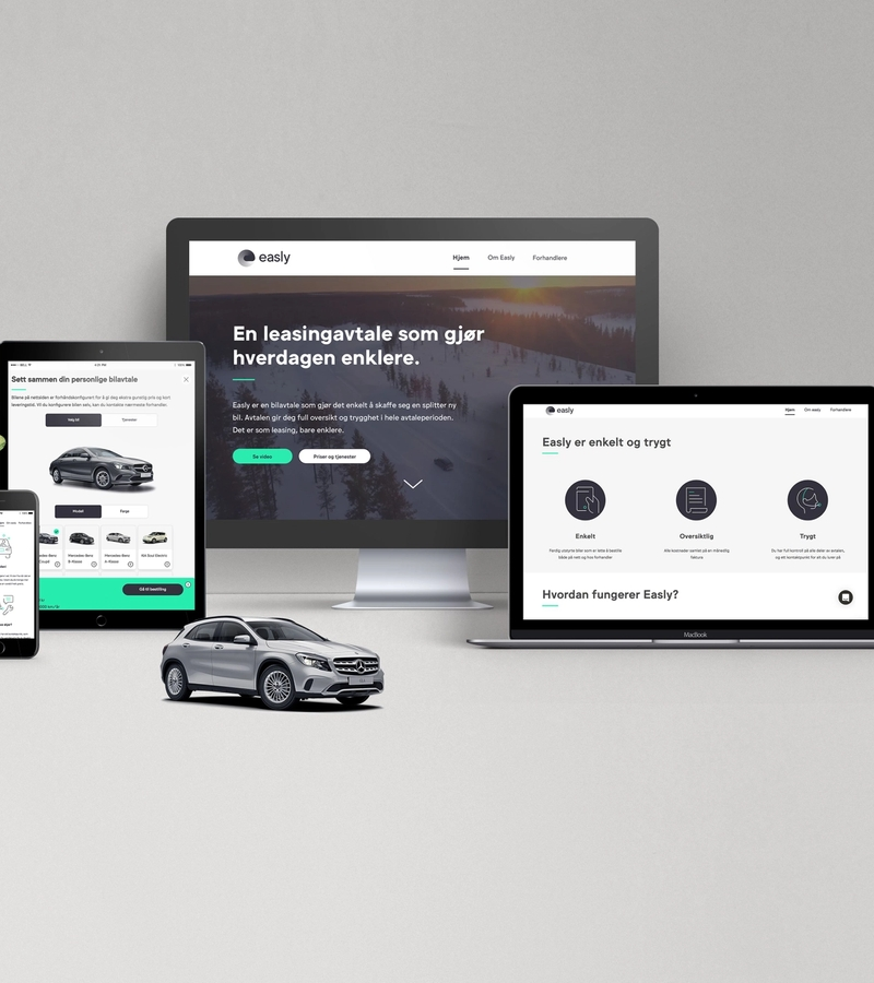 Car leasing as a service