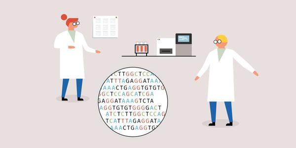 Simplifying communication in diagnosis of genetic disease