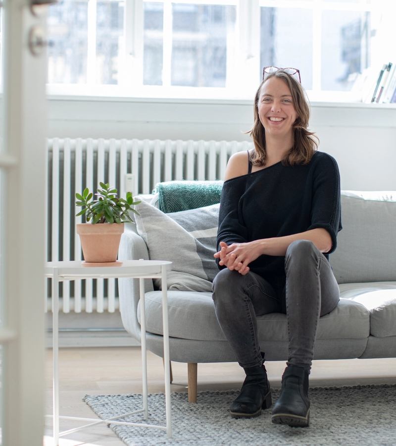 Designing for the green shift - Meet Kate Saunders