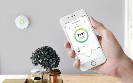 Consumer radon gas detection