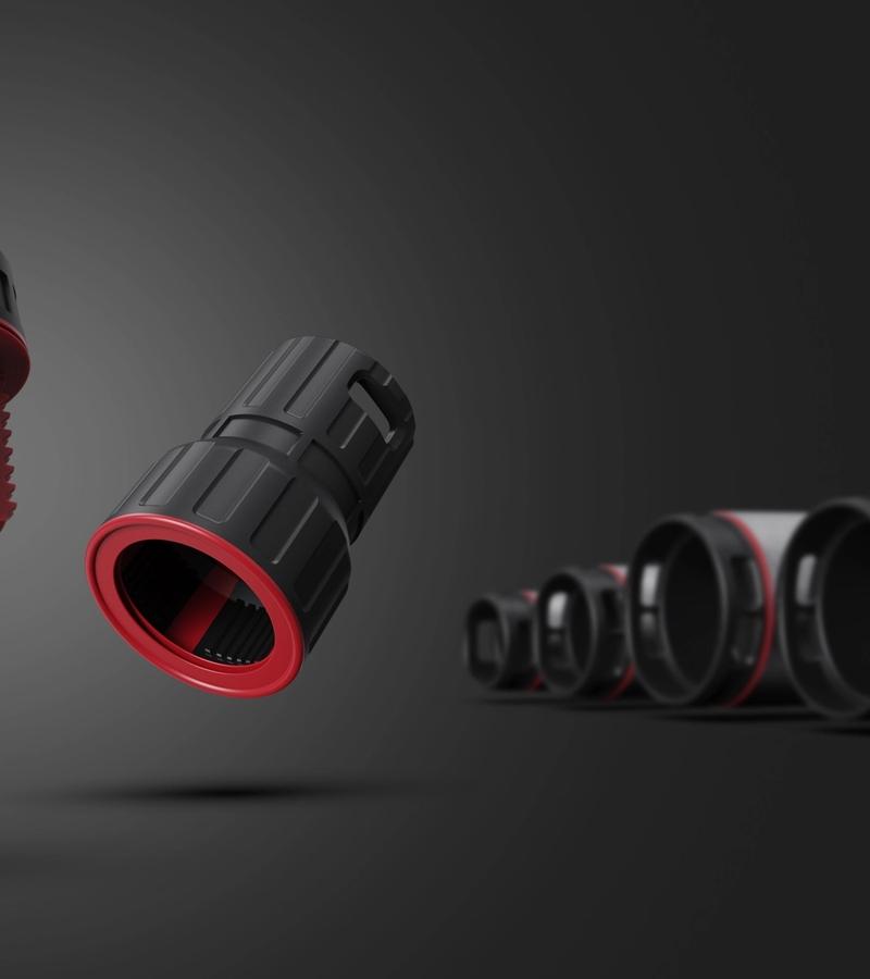 Smart, self-adapting tubular protectors