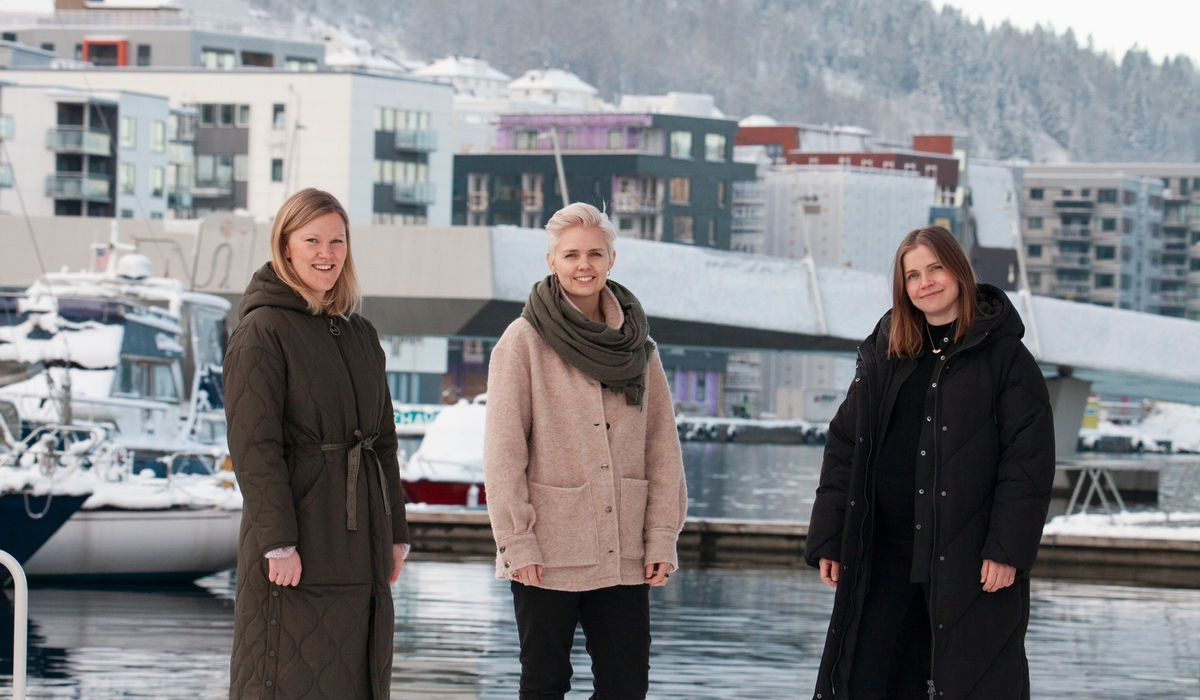 Meet Mari – our latest addition to the Bergen team