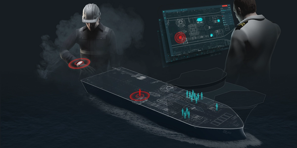 World's first onboard wireless solution for maritime industry