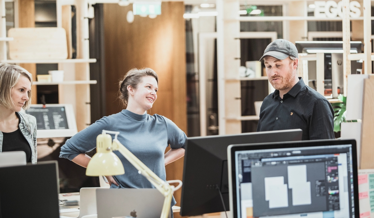 Digital Designer, Bergen