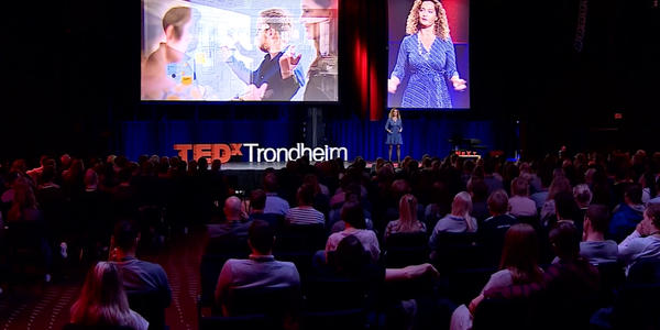 Leading with compassion - TEDx Talk with Ulla Sommerfelt