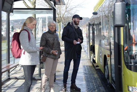 Next generation ticketing for public transport