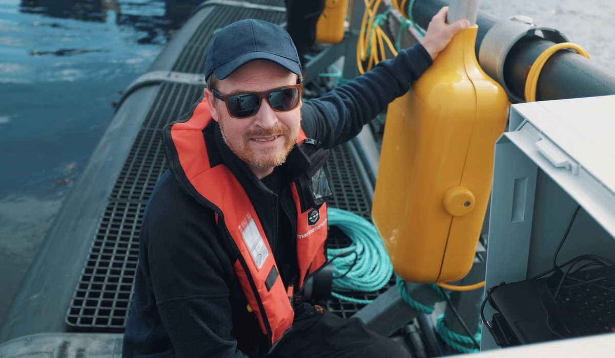 Meet Espen A. Jørgensen – our Head of Ocean