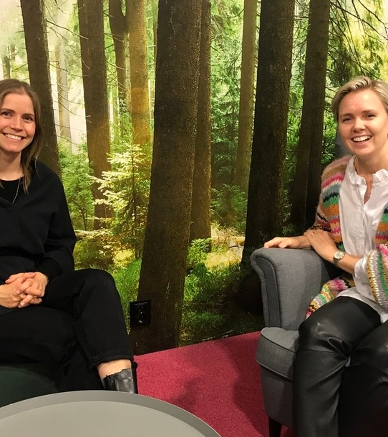 Meet Martine – new designer in EGGS Bergen