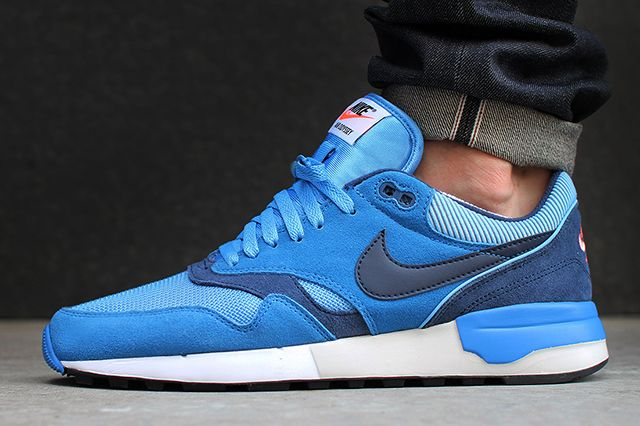 Nike Air Odyssey Blue Suede1