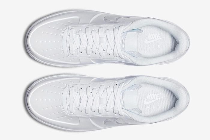 Air Force 1 Foamposite Pro Cup White 4