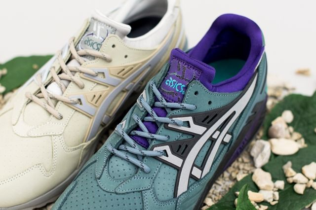 First Look Size Asics Tiger Gel Kayano 2015 1