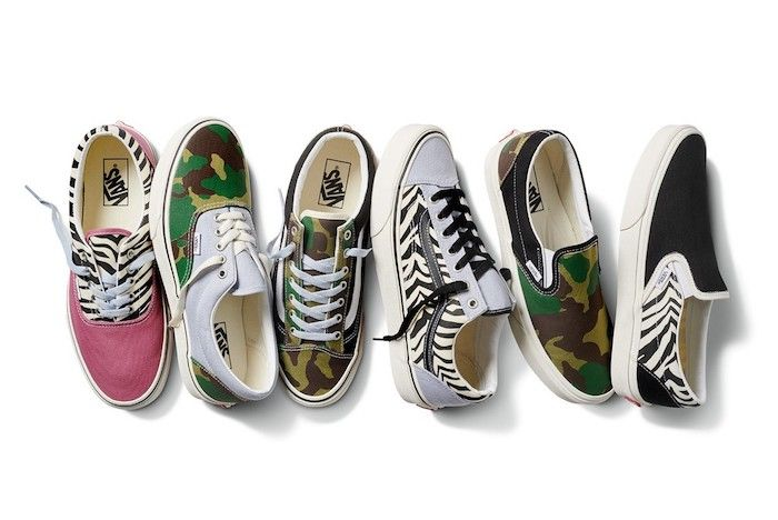 Vans Era Mismatch Pack 1
