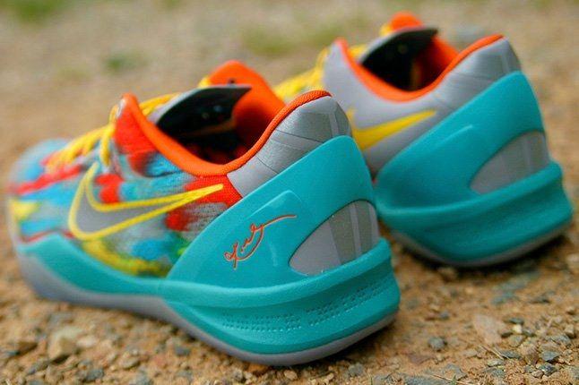 Nike Kobe 8 Venice Beach 2013 1