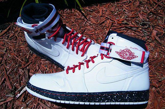 Air Jordan 1 Hi Strap Premier Pack 1