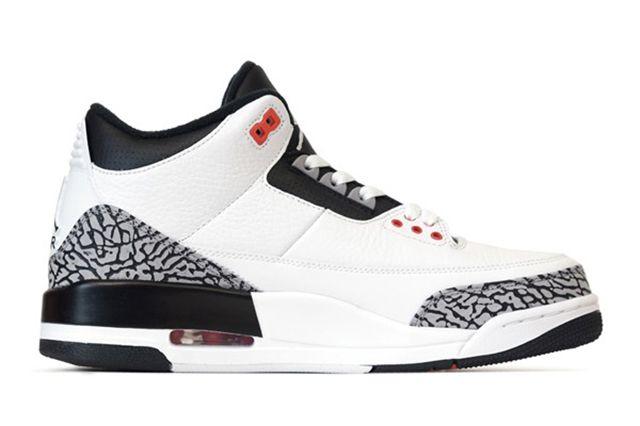 Air Jordan 3 Infrared 23 8