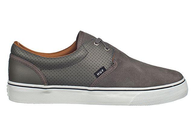 Huf Fall 2012 Footwear Genuine Gry Perf Wht 1