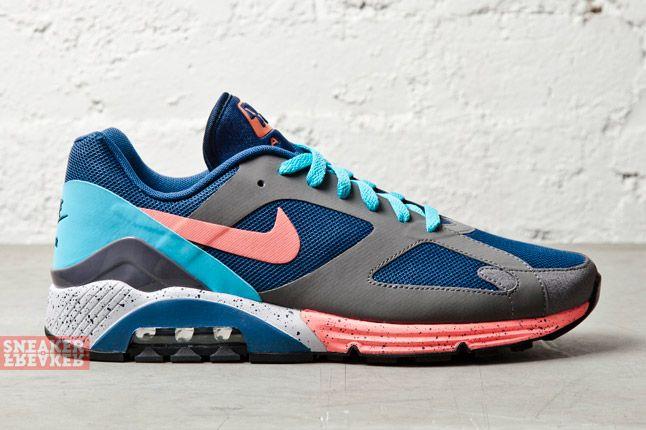 Nike Air Max Terra 180 Brave Blue Atomic Pink Graphite 3